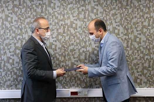 تودیع و معارفه مدیر امور آب و فاضلاب شهرستان رشت