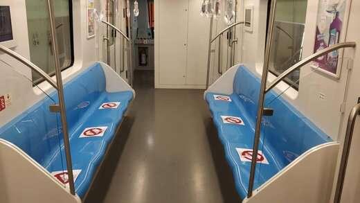 مترو از شنبه فعالیت خود را آغاز می کند