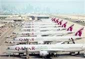 تقاضای شرکت هواپیمایی قطر برای دریافت میلیاردها دلار وام