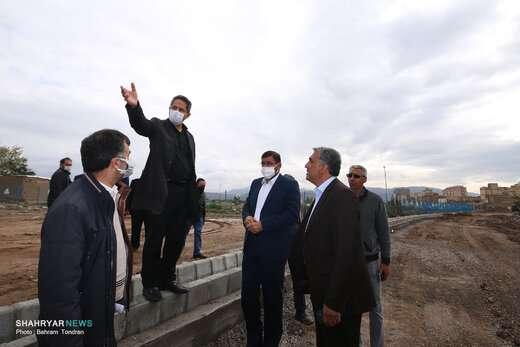 پروژه مسیرگشایی شهید خلیلی سوم خرداد به بهره برداری می رسد/ صرف هزینه ۱۶ میلیارد تومانی