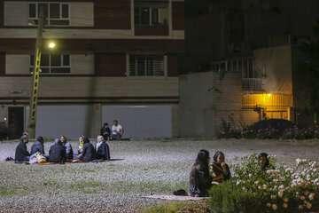 زلزله بامداد جمعه تهران احتمالا زلزله اصلی بوده است