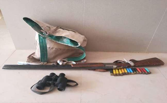 دستگيري سه متخلف شكار در پناهگاه حيات وحش عباس آباد