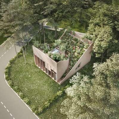 تصویری از یک خانه چهار فصل