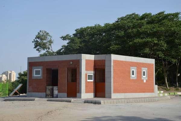 پروژه احداث سرویس بهداشتی در پارک شهید بهشتی کلنگ زنی می شود