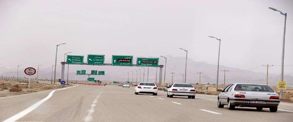 تردد بین جادهای ۳.۲ درصد کاهش یافت