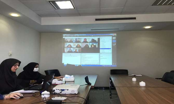 نشست مشترک امور زنان و خانواده سازمان حفاظت محیط زیست به صورت ویدئو کنفرانس برگزار شد