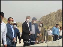سد باغان، تسریع کننده جهش تولید در جنوب استان بوشهر
