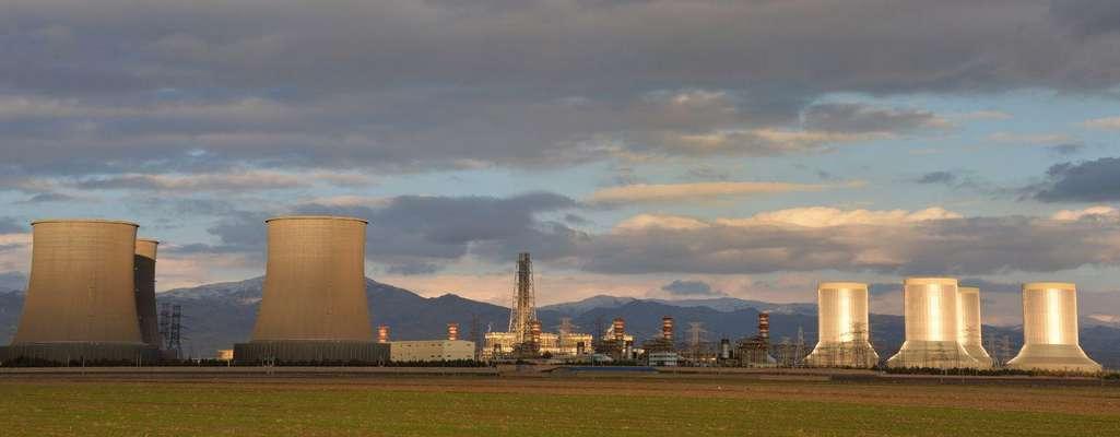 واحد 4 گازی نیروگاه شهید رجایی برای انجام تعمیرات از مدار تولید خارج شد