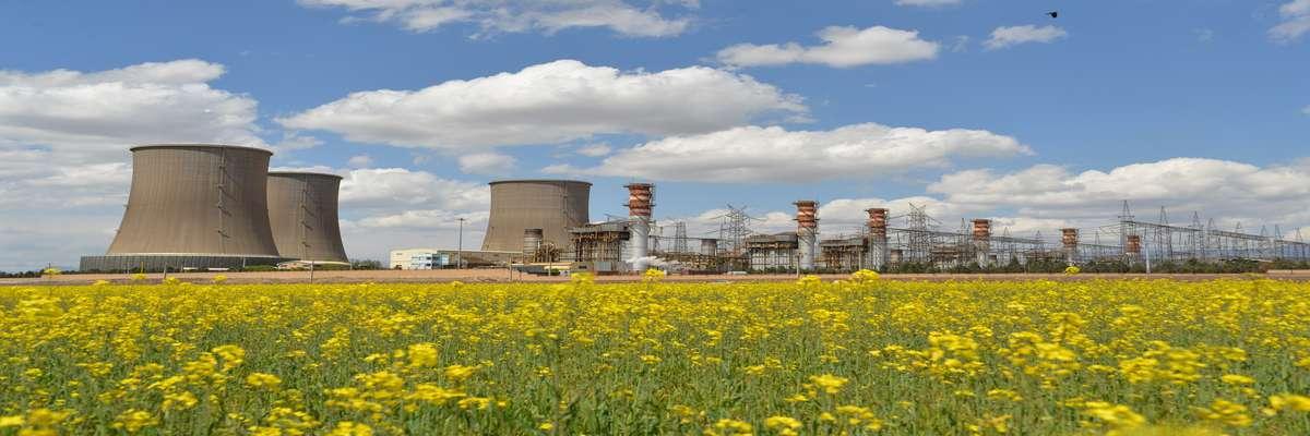 از سوی متخصصان نیروگاه شهید رجایی در حال انجام است؛ بررسی و رفع مشکل ویبریشن یاتاقان توربین واحد شماره 5 گازی