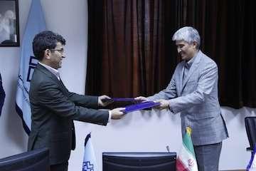 مرکز تحقیقات با شرکت شهر فردگاهی امام خمینی (ره) تفاهم نامه همکاری امضا کردند