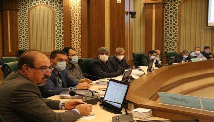 در کمیسیون تلفیق شورای شهر شیراز صورت گرفت؛ بررسی آخرین وضعیت پروژههای ۲۷ گانه شهرداری