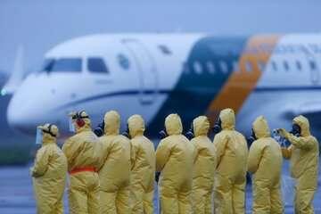 کرونا و بحران اقتصادی؛ کاهش ۹۰ درصدی پروازها در قاره سبز
