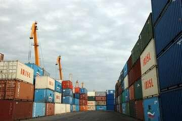 افزایش ظرفیت کانتینری بنادر بازرگانی به ۸ میلیون TEU