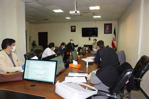 سومین جلسه بررسی ضوابط طرح تفصیلی بجنورد پنجشنبه 25 اردیبهشت 99