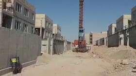 پروژه مسکن ملی تهرانسر سه شیفته شد