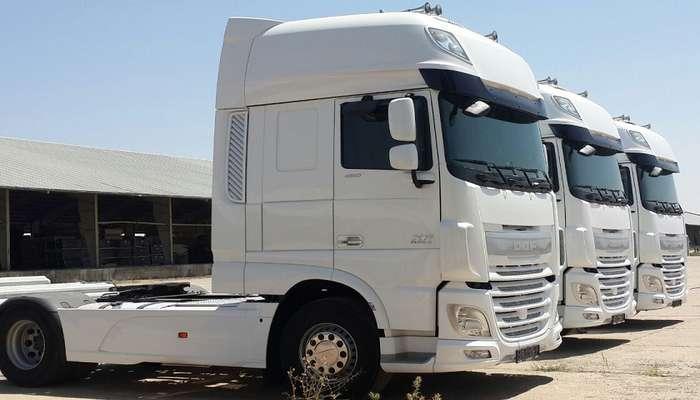 کیفیت کامیون سه ساله اروپایی بهتر از کامیون های نو چینی است