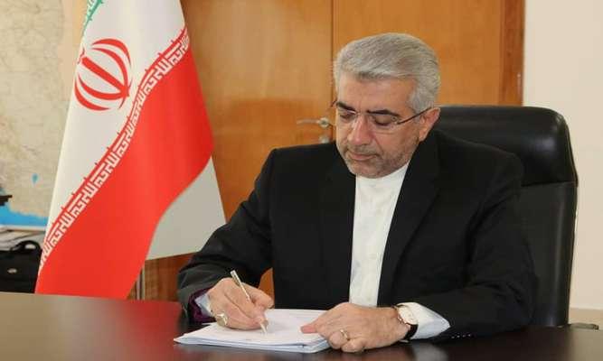 پیام وزیر نیرو بهمناسبت روز ارتباطات و روابط عمومی