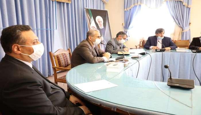 جلسه بررسی مسایل بخش آب و گردشگری شهرستان نیر