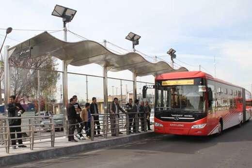 فعالیت ناوگان حمل و نقل عمومی تبریز فردا با دو ساعت تاخیر آغاز می شود