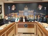 امضای تفاهمنامه بین توزیع برق و شهرداری تبریز در مورد جابجایی تاسیسات برق