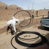 جداسازی شبکه آب شرب شهری و روستایی در شهرستان تربتحیدریه