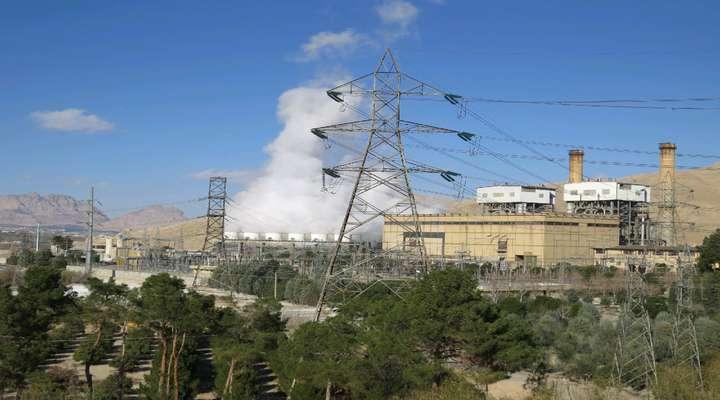 فعالیتهای انجام شده در تعمیرات دوره ای  واحد دوم 320 مگاواتی نیروگاه اصفهان