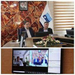 برگزاری نشست معاون آب و آبفا وزیر نیرو بامدیران عامل شرکت های آب منطقه ای و آب و فاضلاب آذربایجان غربی