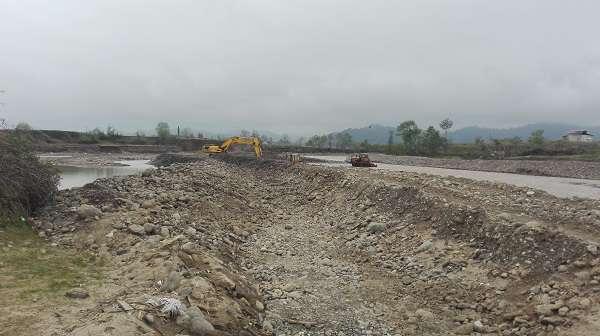 پیشرفت 97 درصدی پروژههای آبی در شهرستان تالش
