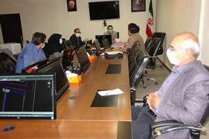 جلسه کمیته فنی شهر بجنورد 30 اردیبهشت 99