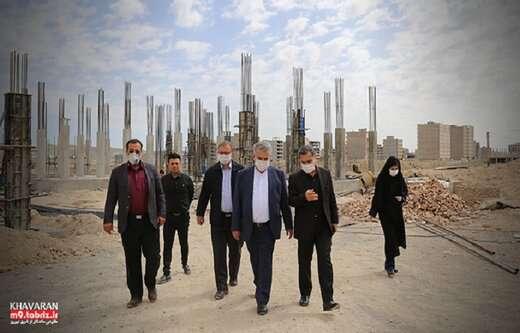 پیشرفت قابل ملاحظه شهرک خاوران در سایه تمهیدات و برنامه ریزی های شهرداری
