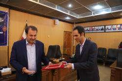 استاندار فارس از مدیرکل ارتباطات و امور بین الملل شهرداری شیراز تقدیر کرد