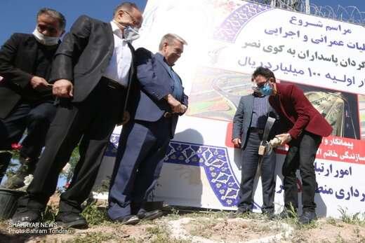 آغاز عملیات اجرایی چهارپروژه مهم عمرانی در تبریز، برکات فراوانی برای شهروندان در پی دارد