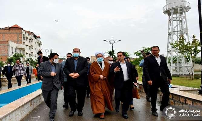 ساری در امتداد افقی روشن/ بوستان خانواده سهم شهروندان ساروی