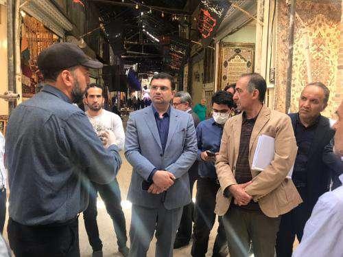 بازار سرشور به نشانه هویت تاریخی مشهد احیا  ...