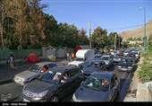 ترافیک سنگین در جاده چالوس و هراز/ افزایش ۷.۶ درصدی تردد در جادههای کشور