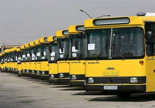 شروع مجدد فعالیت ناوگان اتوبوسرانی شهرداری مشهد در تمامی خطوط