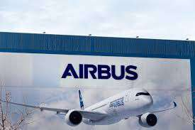 ادامه سیر نزولی ایرباس در تحویل هواپیماهای جدید!