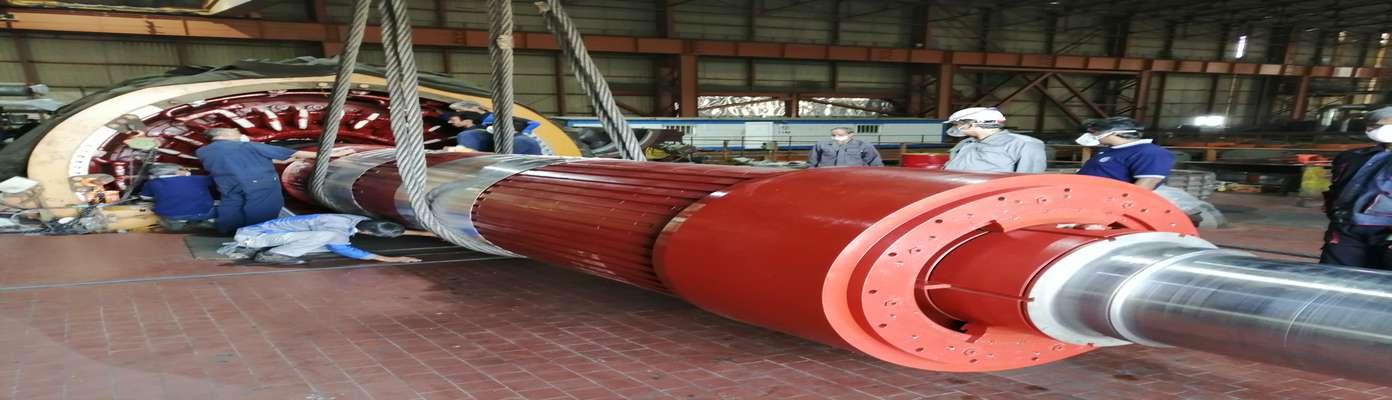 فعالیتهای بهینه سازی تعمیرات اساسی واحد 3 بخار نیروگاه بندرعباس