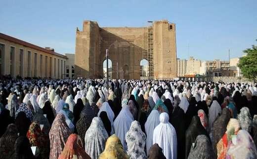نماز عید فطر در مصلیهای آذربایجانشرقی اقامه نمیشود