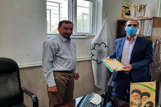 پایگاه شهید توانا عنوان پایگاه برتر حوزه ۳ بسیج شهرداری تبریز را کسب کرد