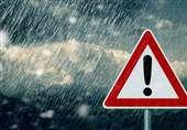 هشدار وقوع سیلاب ناگهانی و آبگرفتگی معابر