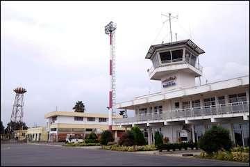افتتاح دو پروژه فرودگاهی با حضور رییس جمهور و وزیر راه و شهرسازی