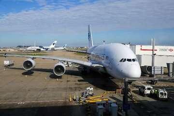 پرواز Hi Fly دور دنیا در ۳۴ ساعت /کدام شرکتها اخیرا با Airbus A۳۸۰ پرواز داشته اند