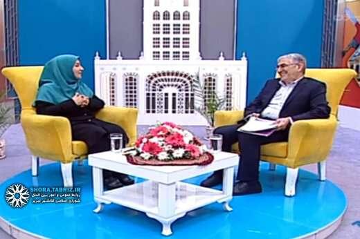 چشم انداز راهبردی برنامهای هدفدار و افتخاری بزرگ برای تبریز است