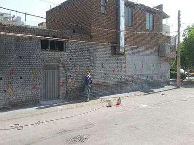 بیش از 3 هزار متر از دیوارنویسی های سطح شهر پاکسازی شد