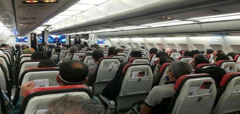 نرخ بلیت هواپیما در ایام تعطیلات گران نشد
