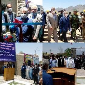 پایان سفر یک روزه رئیس سازمان برنامه و بودجه کشور به سیستان و بلوچستان
