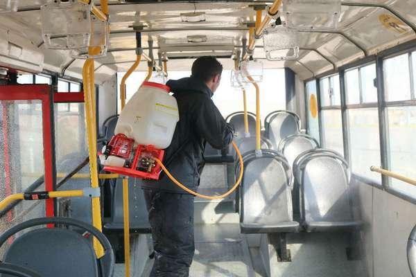 خسارت 42 میلیارد ریالی کرونا به ناوگان حمل و نقل عمومی شهر قزوین