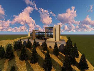باز طراحی پروژه ساختمان اداری بوستان ملی باراجین به اتمام رسید