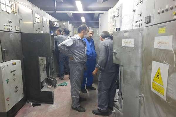 پس از 34 ساعت تلاش بیوقفه؛ واحد 2 نیروگاه حرارتی تبریز وارد مدار شد